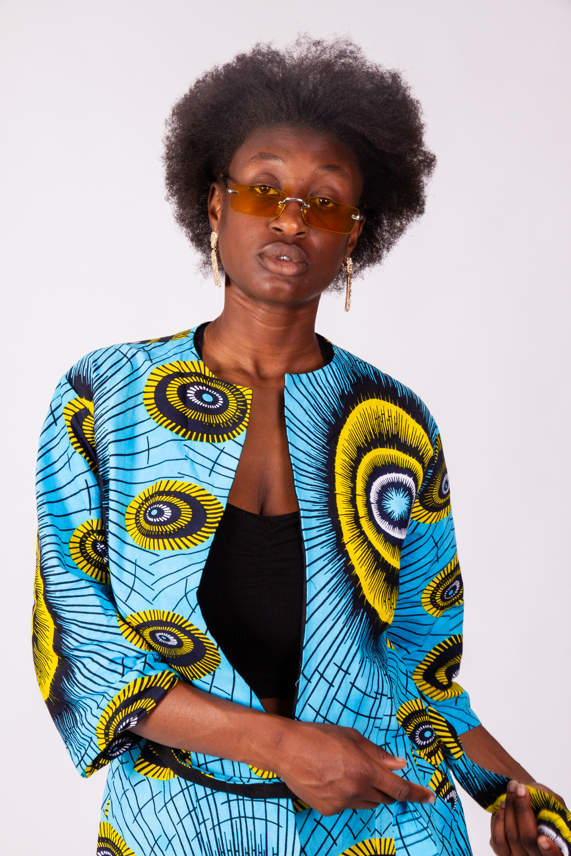 Custom made Senegalese design