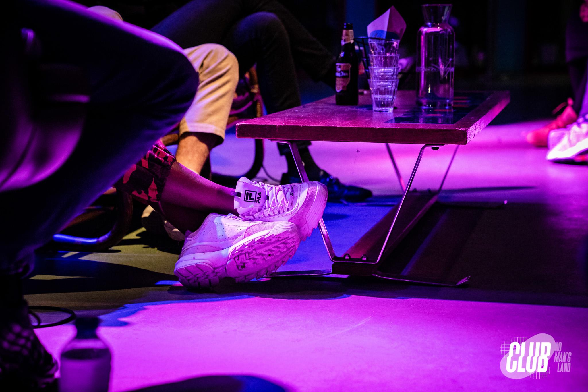 Shoes: Fila